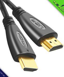Guld-pläterad-HDMI-kabel