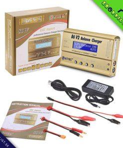 HTC-Imax-b6-v2-Balans-Laddare-80W-Professionell-Digital-ansvarar-för-utsläppen-För-LiHV-Li-Jon-Liv-NiCd-NiMH-PB-LiPo-Batteri-Laddare