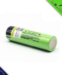 Laddningsbart 3.7 V 3400 mah 18650 litiumbatteri