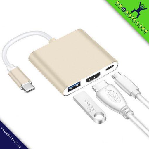 USB-C-Till-HDMI-Kabel