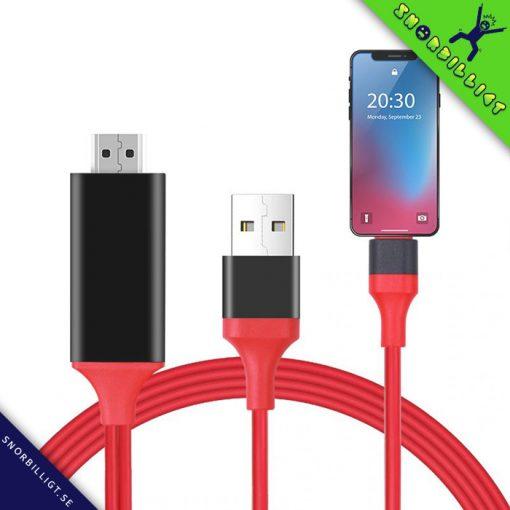 iPhone-till-HDMI-kabel