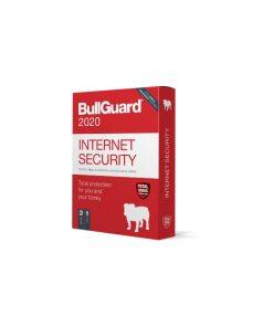 Bullguard Internet Security 2020 Windows-datorer 3 anv i 1 år