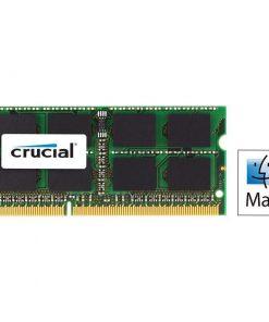 Crucial DDR3 PC8500/1066MHz 4GB CL7 SODIMM Mac