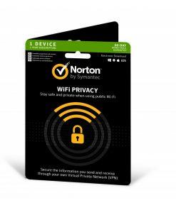 Norton WiFi Privacy VPN 1 år
