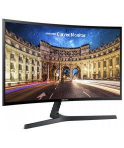 """Samsung 27"""" Curved LED-skärm C27F396"""