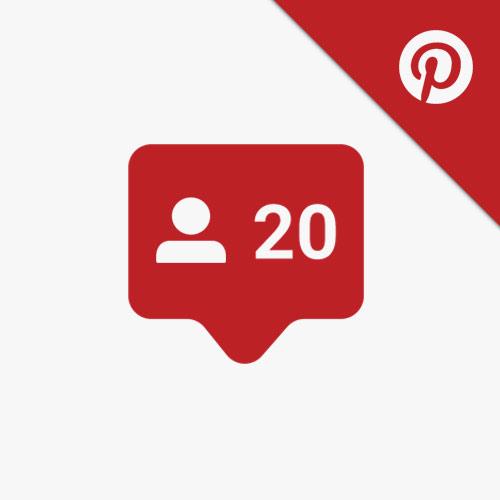 Pinterest-Followers-Följare