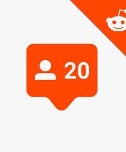 Reddit-Followers-Följare