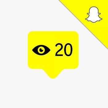 SnapChat-Views-Visningar