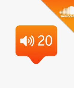 SoundCloud-Plays-Upspelningar