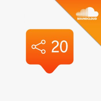 SoundCloud-Shares-Delningar