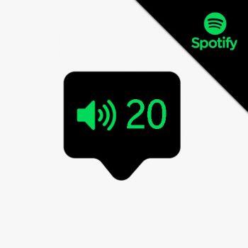 Spotify-Plays-Spelningar