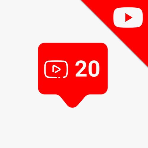 Youtube-Views-Visningar